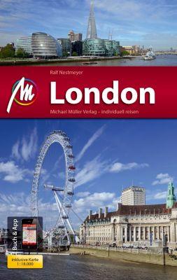 MM-City London, m. Karte, Ralf Nestmeyer