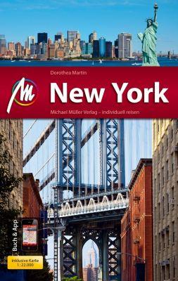MM-City New York, m. Karte, Dorothea Martin