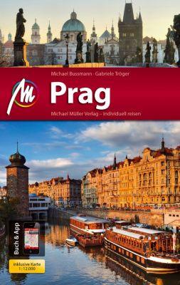 MM-City Prag, m. Karte, Michael Bussmann, Gabriele Tröger