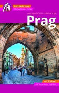 MM-City Prag Reiseführer, m. 1 Karte, Michael Bussmann, Gabriele Tröger