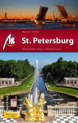 MM-City St. Petersburg, m. Karte, Marcus X. Schmid