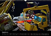 Modellautowracks (Wandkalender 2018 DIN A3 quer) - Produktdetailbild 8