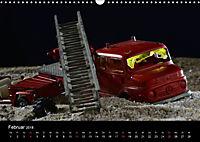 Modellautowracks (Wandkalender 2018 DIN A3 quer) - Produktdetailbild 2