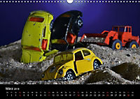 Modellautowracks (Wandkalender 2018 DIN A3 quer) - Produktdetailbild 3