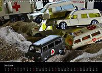Modellautowracks (Wandkalender 2018 DIN A3 quer) - Produktdetailbild 6