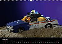 Modellautowracks (Wandkalender 2018 DIN A3 quer) - Produktdetailbild 4