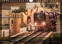 Modellbahn Gut Eversum (Wandkalender 2018 DIN A4 quer) - Produktdetailbild 12