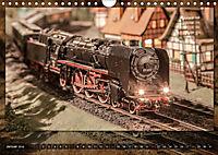 Modellbahn Gut Eversum (Wandkalender 2018 DIN A4 quer) - Produktdetailbild 1