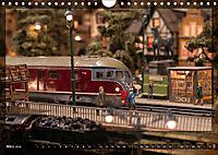 Modellbahn Gut Eversum (Wandkalender 2018 DIN A4 quer) - Produktdetailbild 3