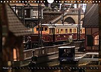 Modellbahn Gut Eversum (Wandkalender 2018 DIN A4 quer) - Produktdetailbild 2