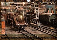 Modellbahn Gut Eversum (Wandkalender 2018 DIN A4 quer) - Produktdetailbild 4