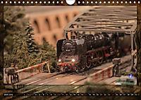 Modellbahn Gut Eversum (Wandkalender 2018 DIN A4 quer) - Produktdetailbild 6