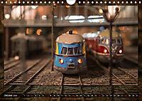 Modellbahn Gut Eversum (Wandkalender 2018 DIN A4 quer) - Produktdetailbild 10