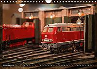 Modellbahn Gut Eversum (Wandkalender 2018 DIN A4 quer) - Produktdetailbild 9
