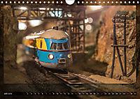 Modellbahn Gut Eversum (Wandkalender 2018 DIN A4 quer) - Produktdetailbild 7