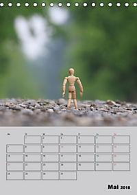 Modellpuppen wie Du und Ich (Tischkalender 2018 DIN A5 hoch) - Produktdetailbild 5