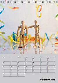 Modellpuppen wie Du und Ich (Tischkalender 2018 DIN A5 hoch) - Produktdetailbild 2