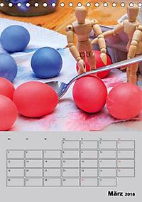 Modellpuppen wie Du und Ich (Tischkalender 2018 DIN A5 hoch) - Produktdetailbild 3