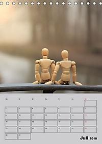 Modellpuppen wie Du und Ich (Tischkalender 2018 DIN A5 hoch) - Produktdetailbild 7