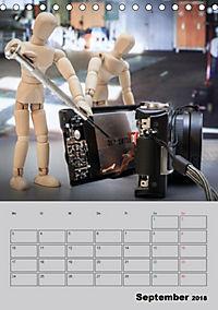 Modellpuppen wie Du und Ich (Tischkalender 2018 DIN A5 hoch) - Produktdetailbild 9
