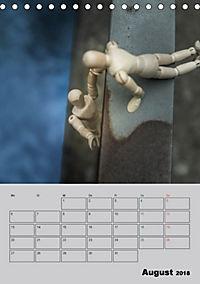 Modellpuppen wie Du und Ich (Tischkalender 2018 DIN A5 hoch) - Produktdetailbild 8