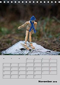 Modellpuppen wie Du und Ich (Tischkalender 2018 DIN A5 hoch) - Produktdetailbild 11