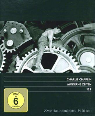 Moderne Zeiten, DVD