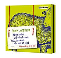 Mörder Anders und seine Freunde nebst dem einen oder anderen Feind, 6 Audio-CDs - Produktdetailbild 1
