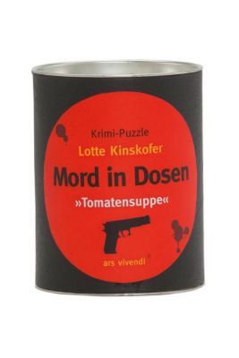 Mord in Dosen, Tomatensuppe (Puzzle)