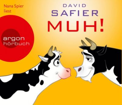 Muh!, Hörbuch, David Safier