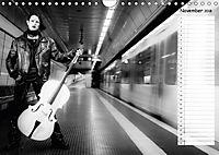 Musik auf Reisen - musica sul viaggio (Wandkalender 2018 DIN A4 quer) - Produktdetailbild 11