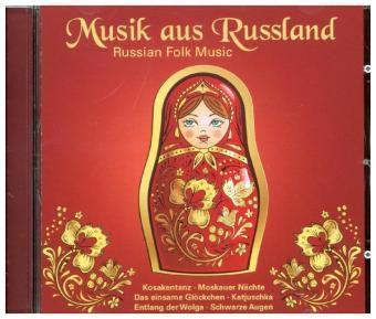 Musik Aus Russland-Russian Folk Music, Wolga Ensemble