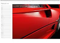 Mythos Ferrari F40 LM (Wandkalender 2018 DIN A2 quer) - Produktdetailbild 2