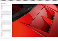 Mythos Ferrari F40 LM (Wandkalender 2018 DIN A2 quer) - Produktdetailbild 4