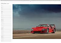 Mythos Ferrari F40 LM (Wandkalender 2018 DIN A2 quer) - Produktdetailbild 10