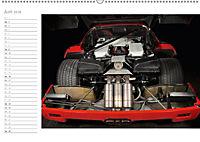 Mythos Ferrari F40 LM (Wandkalender 2018 DIN A2 quer) - Produktdetailbild 6