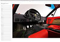 Mythos Ferrari F40 LM (Wandkalender 2018 DIN A2 quer) - Produktdetailbild 8