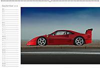 Mythos Ferrari F40 LM (Wandkalender 2018 DIN A2 quer) - Produktdetailbild 9