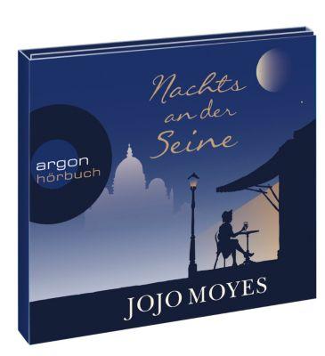 Nachts an der Seine, 2 Audio-CDs, Jojo Moyes