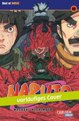 Naruto, Masashi Kishimoto