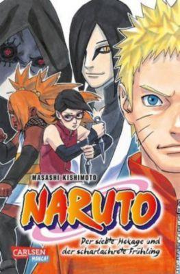 Naruto - Der siebte Hokage und der scharlachrote Frühling, Masashi Kishimoto