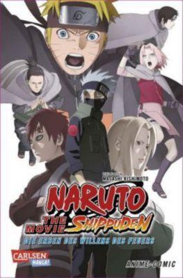 Naruto the Movie: Shippuden - Die Erben des Willens des Feuers, Masashi Kishimoto