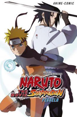 Naruto the Movie: Shippuden - Fesseln, Masashi Kishimoto