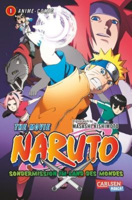 Naruto the Movie: Sondermission im Land des Mondes, Masashi Kishimoto