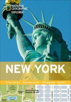 National Geographic Explorer New York, Christine Barrely, Charlotte Pavard, Raphaelle Vinon, Gabriella Gershenson
