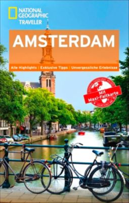 National Geographic Traveler Amsterdam, Christopher Catling, Gabriella Le Breton