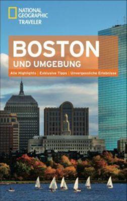 National Geographic Traveler Boston und Umgebung, Paul Wade, Kathy Arnold