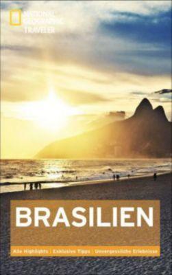National Geographic Traveler Brasilien, Bill Hinchberger, Michael Sommers, Adriana Izzo-Ortolano