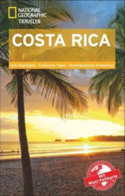 National Geographic Traveler Costa Rica, Christopher P. Baker