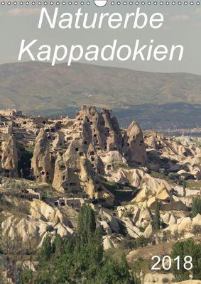 Naturerbe Kappadokien (Wandkalender 2018 DIN A3 hoch), r.gue.